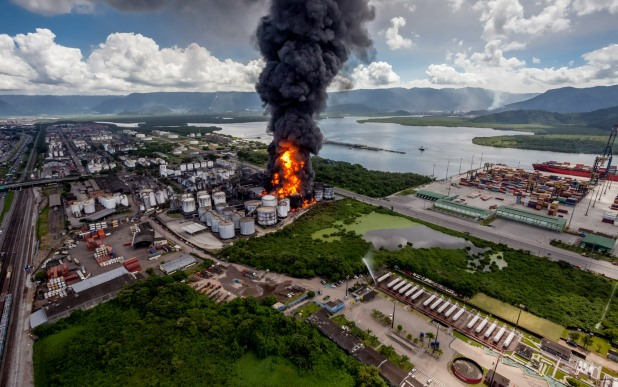 Imagens Aéreas_Incendio